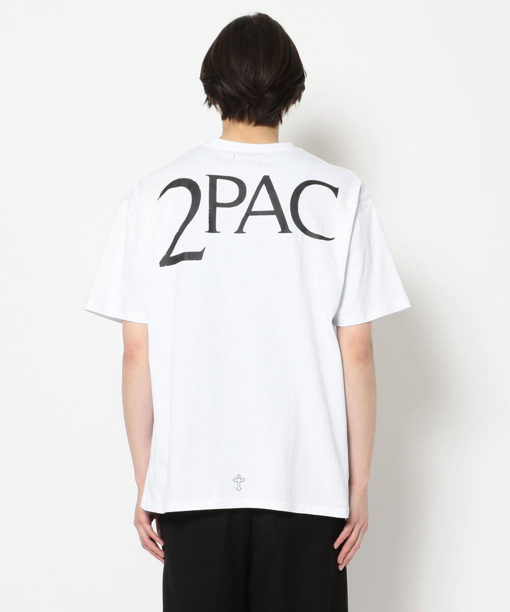 COMMONBASE/コモンベース/2PAC SHORT SLEEVES TEE/Tシャツ