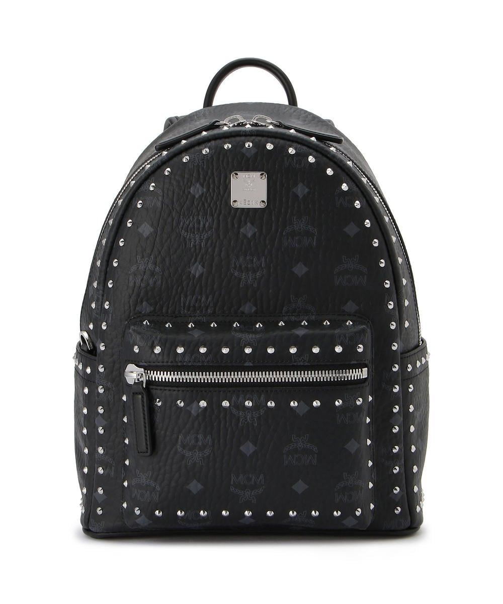 MCM/エムシーエム/OutlineStuds BackPack Small/アウトラインスタッズバックパック スモール