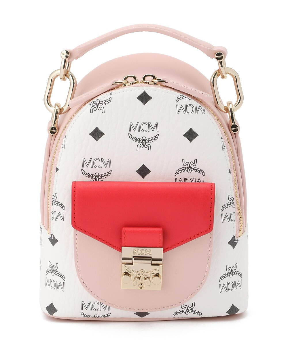 MCM/エムシーエム/PATRICIA  LE BACKPACK XMINI/パトリシア バックバック ミニ