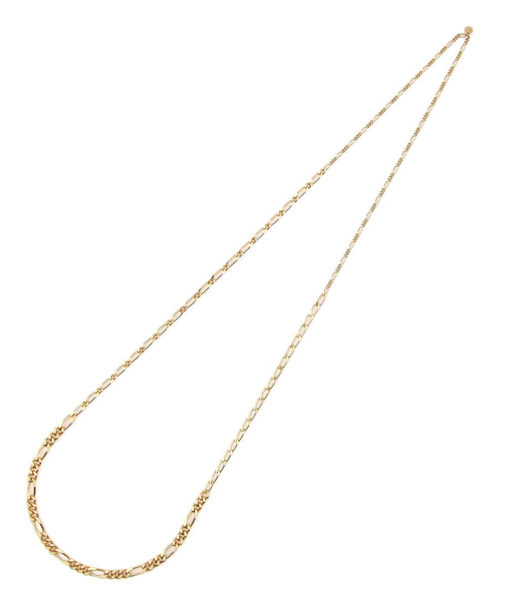 Preek/プリーク/PATCH CHAIN NECKLACE/パッチチェーンネックレス