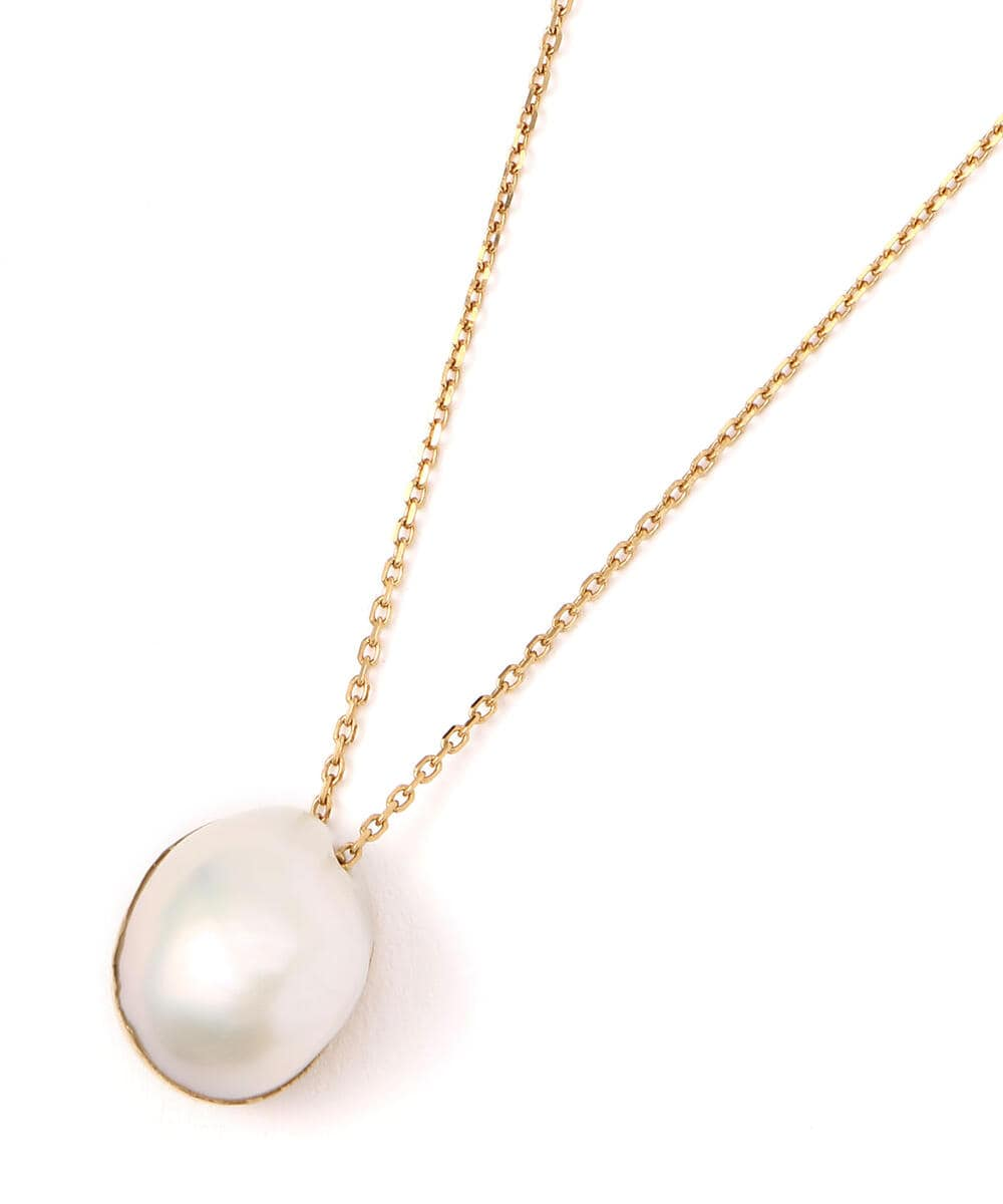 Preek/プリーク/BAROQUE PEARL NECKLACE/バロックパールネックレス