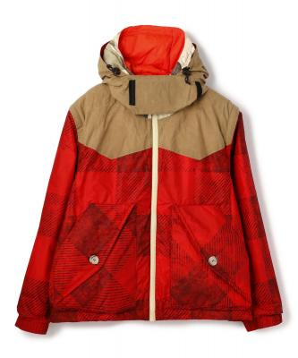 WOOLRICH&GRIFFIN/ウールリッチ&グリフィン/LOVELAND LW DOWN PRINTED/ダウン