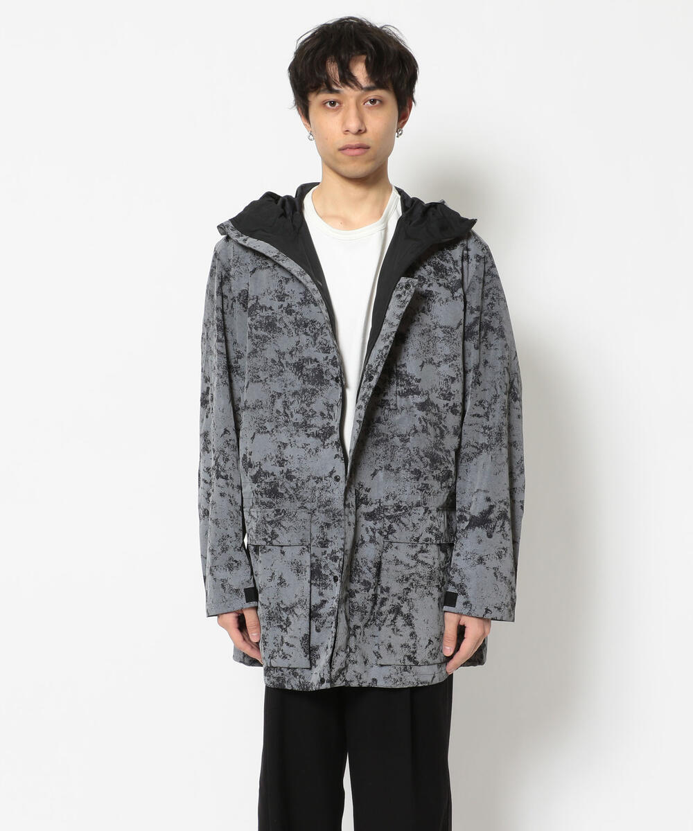 Y-3/ワイスリー/M DISTRESSED REFLECTIVE PARKA