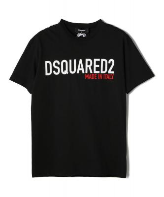 DSQUARED2/ディースクエアード/ロゴTシャツ/Made In Italy T-Shirt