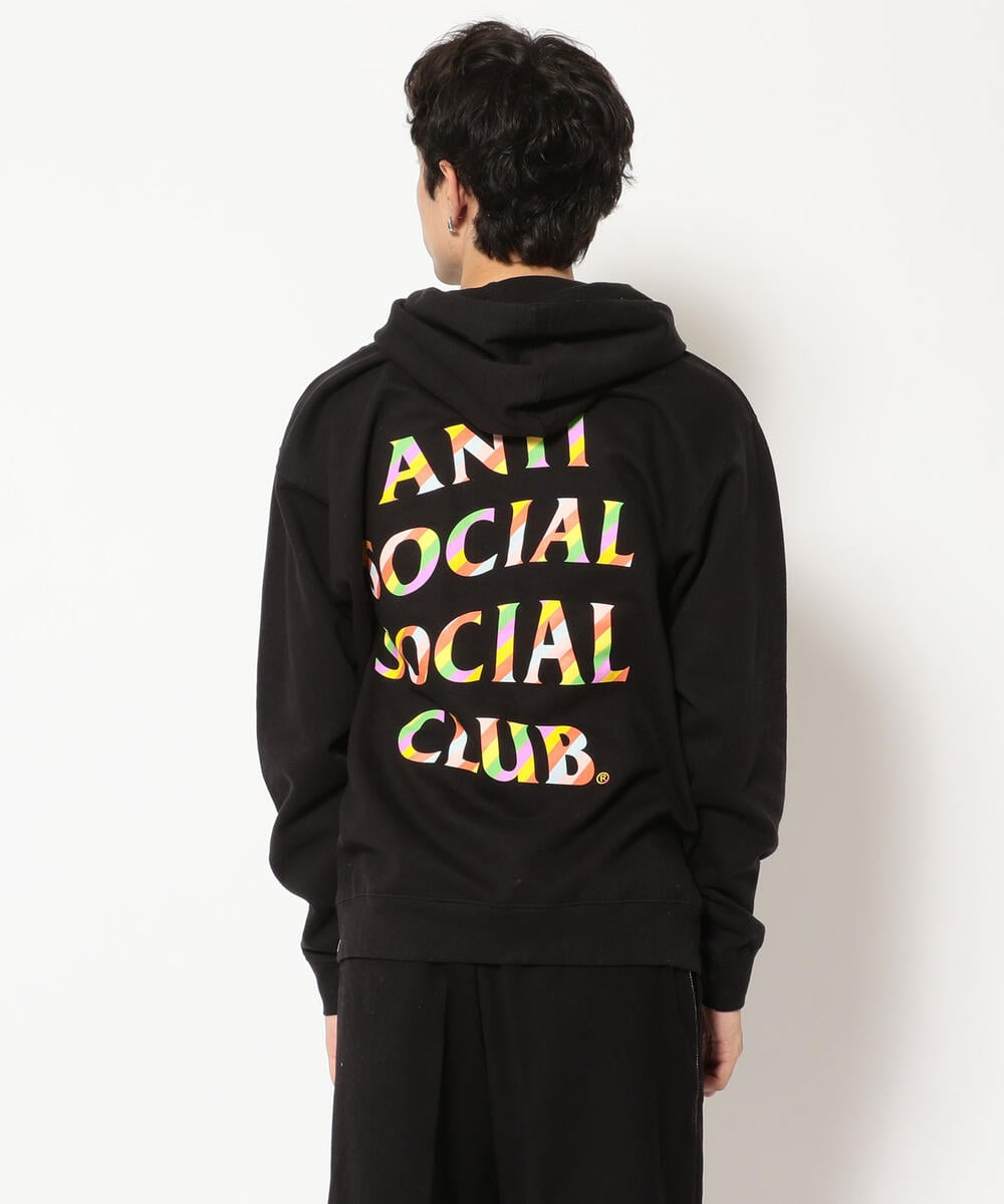AntiSocialSocialClub/アンチソーシャルソーシャルクラブ/SW THEN YOU THINK HOODIE/フーディー