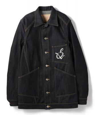sulvam/サルバム/MENS DENIM JACKET