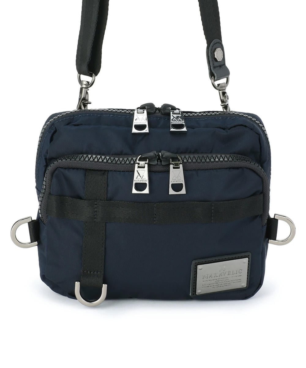 MAKAVELIC/マキャベリック/Sierra Act Pouch ShoulderBag