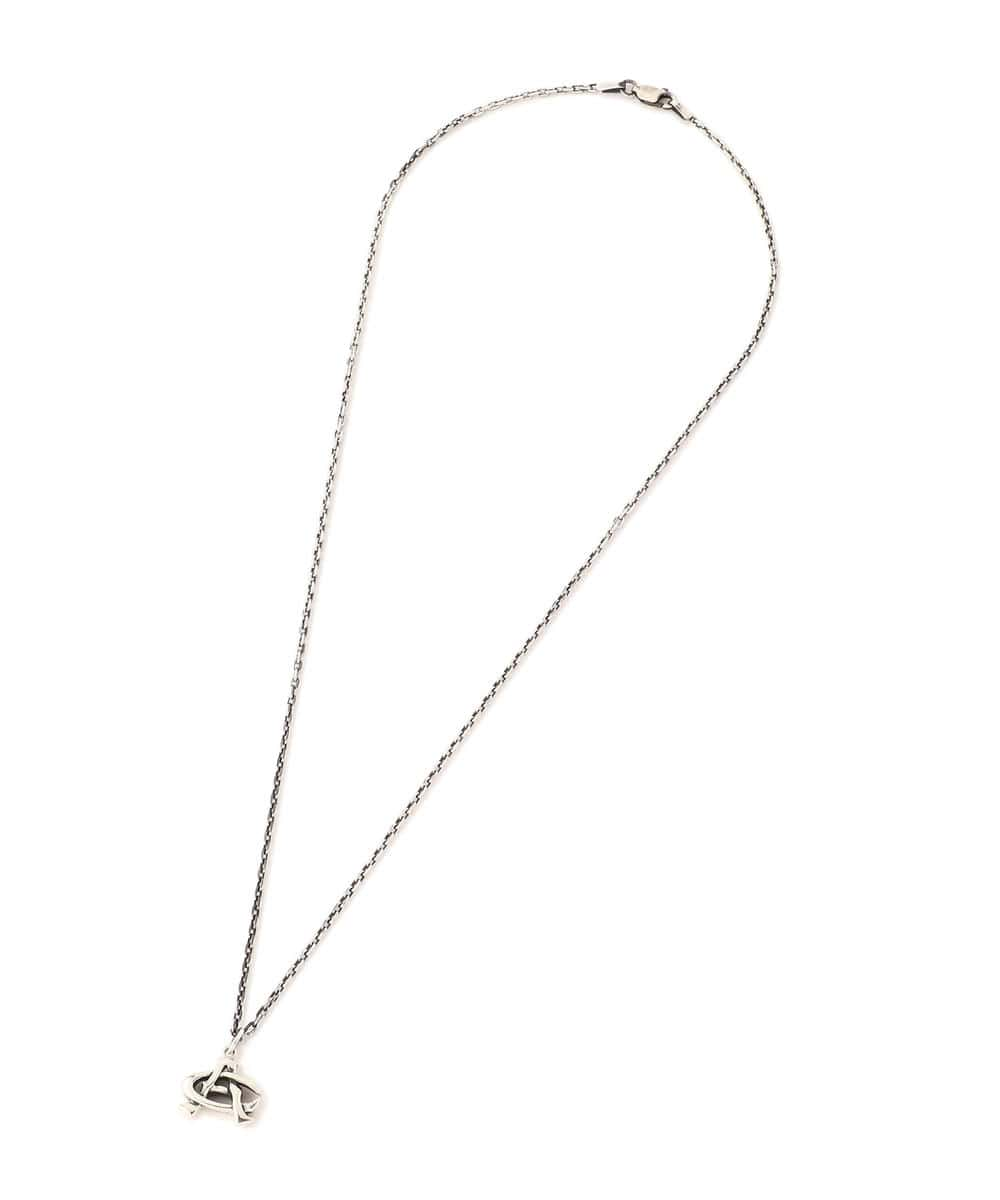 AC ロゴ ネックレス/AC LOGO NECKLESS SILVER