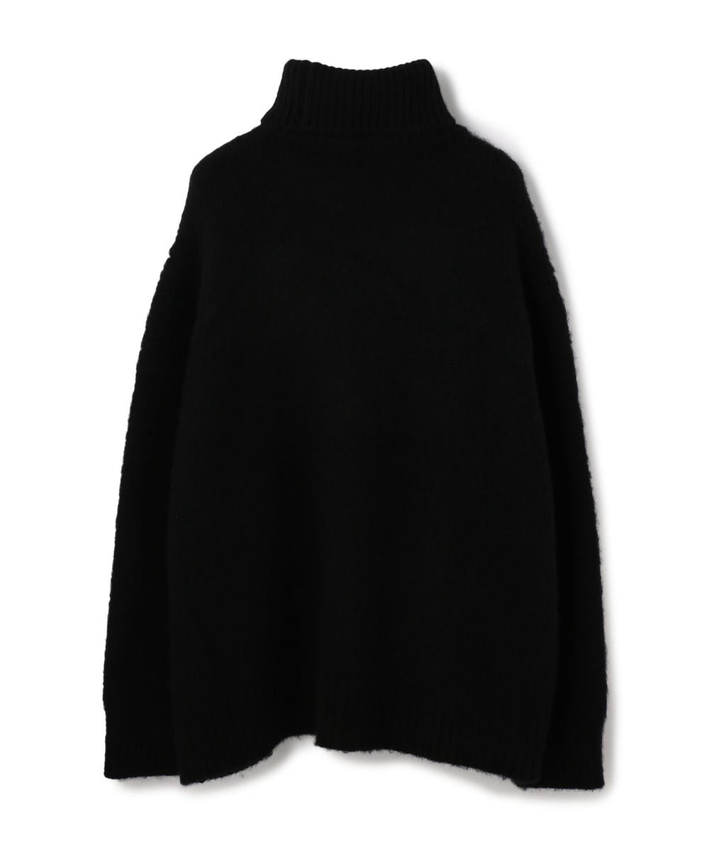 th/ティーエイチ/TURTLE NECK KNIT