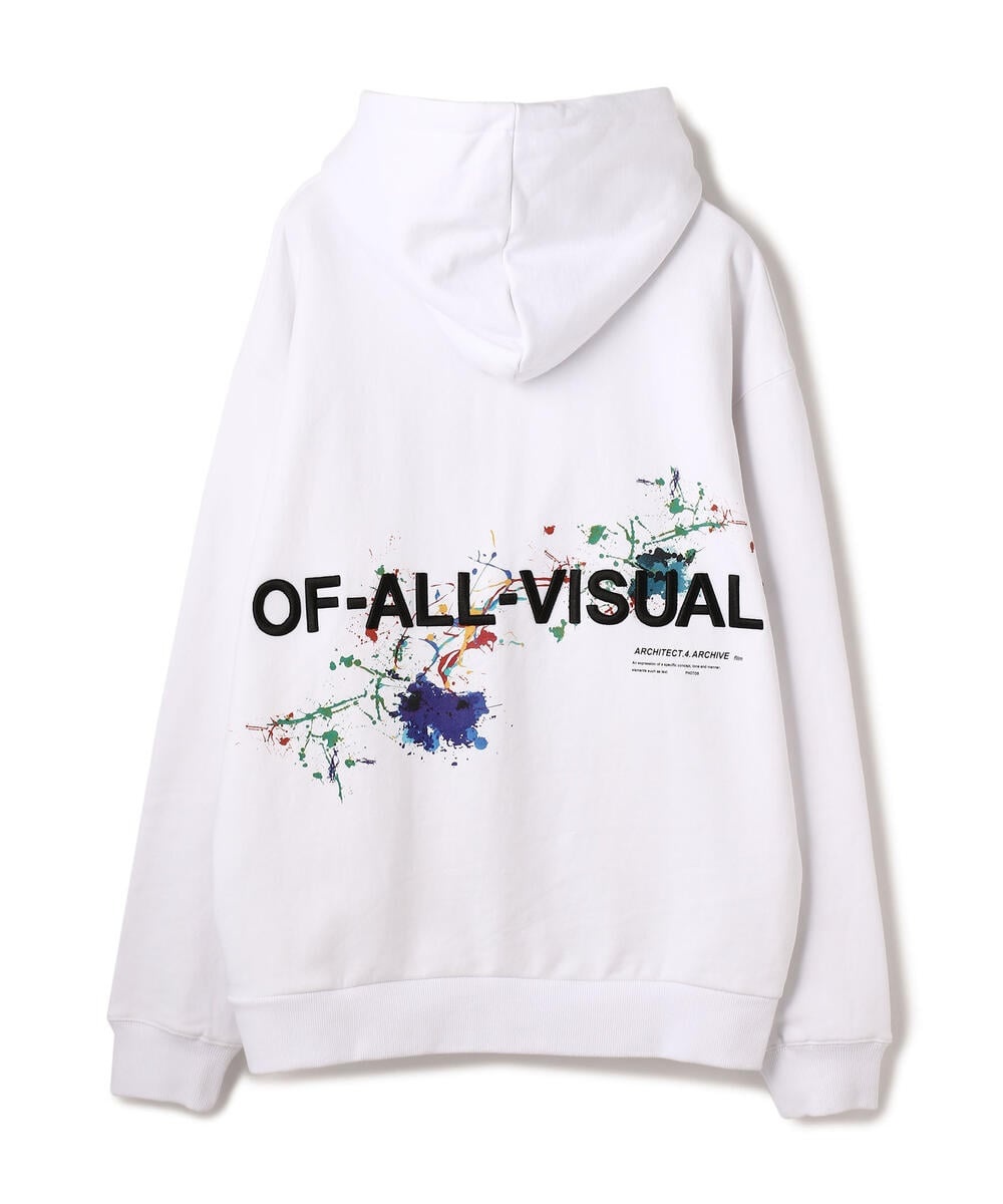 A4A/エーフォーエー/Of-all Hoodie/オフオールフーディ