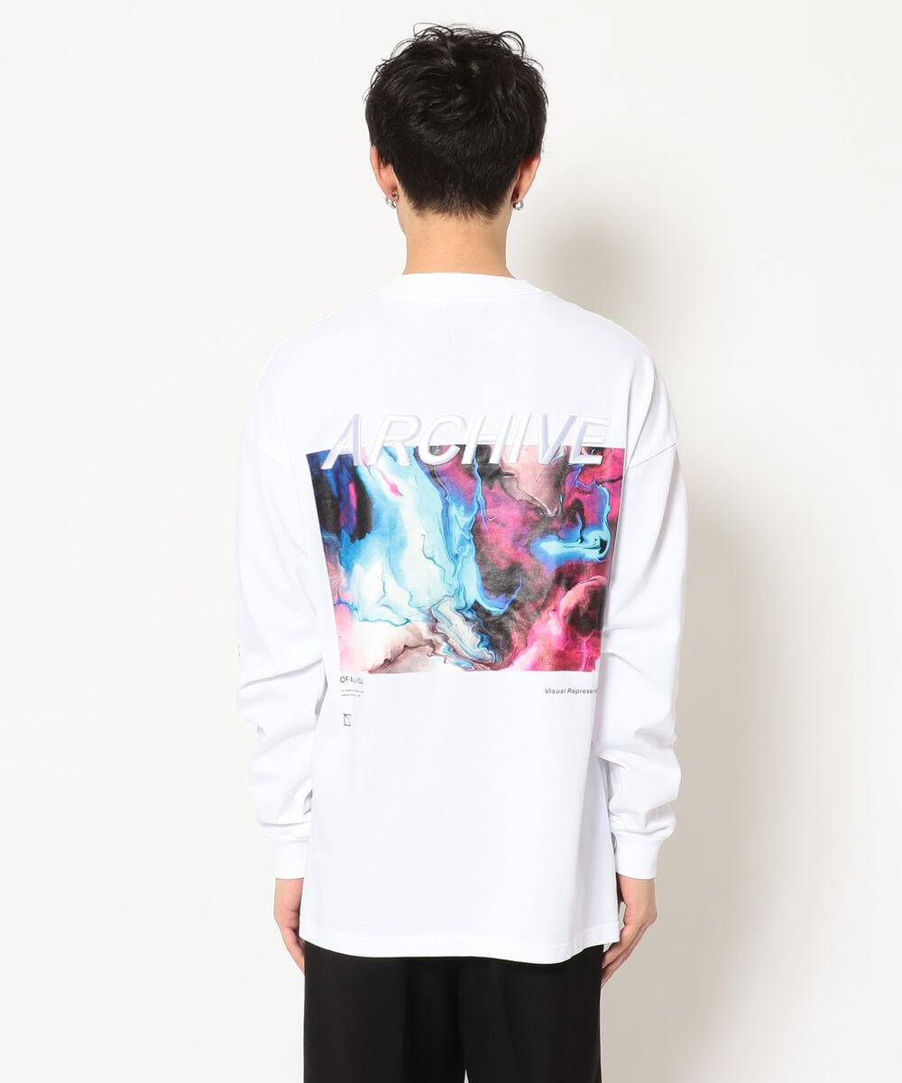 A4A/エーフォーエー/ARCHIVE LSTEE/ロングスリーブTシャツ