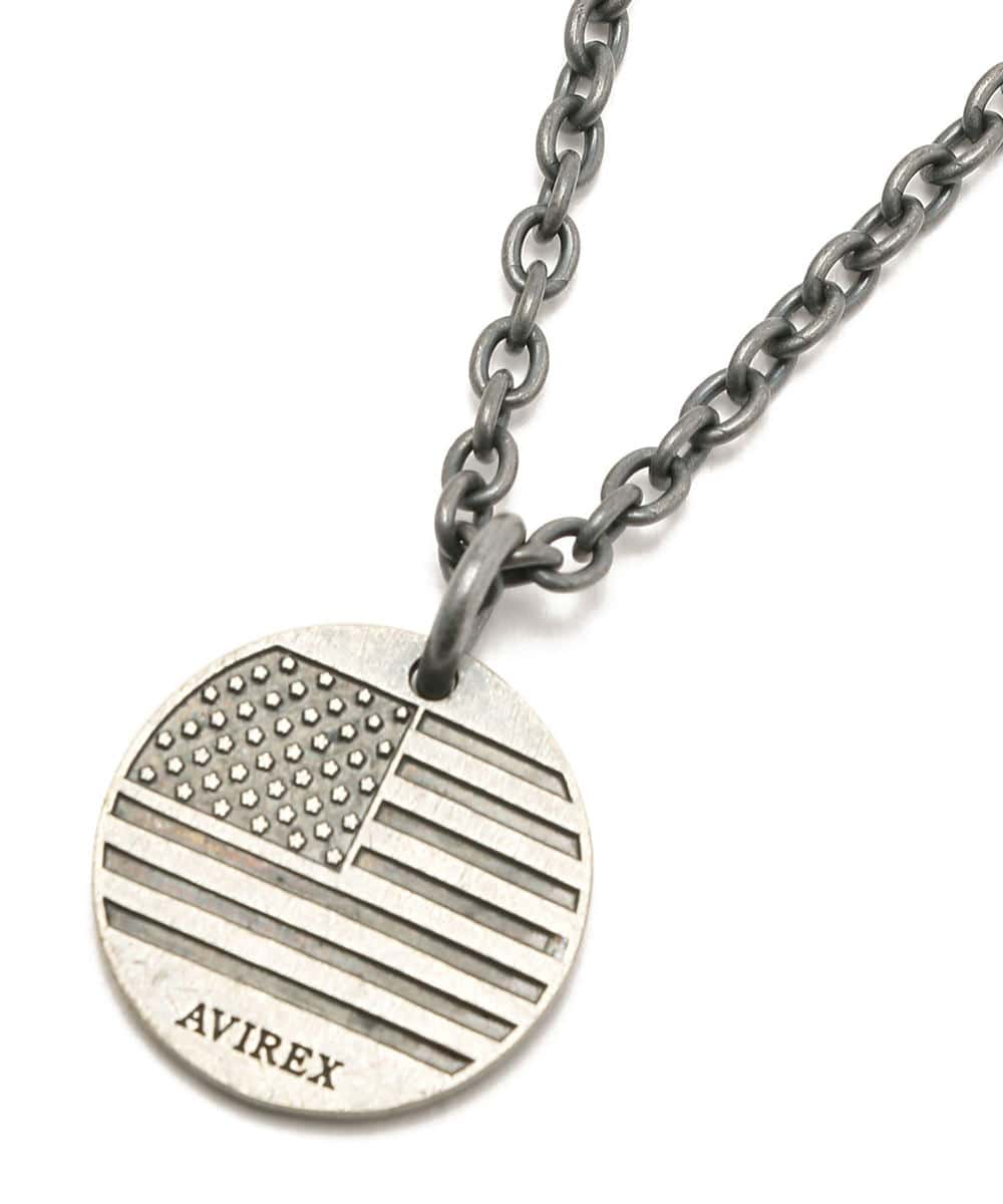 AVIREX 星条旗ネックレス/NECK LACE