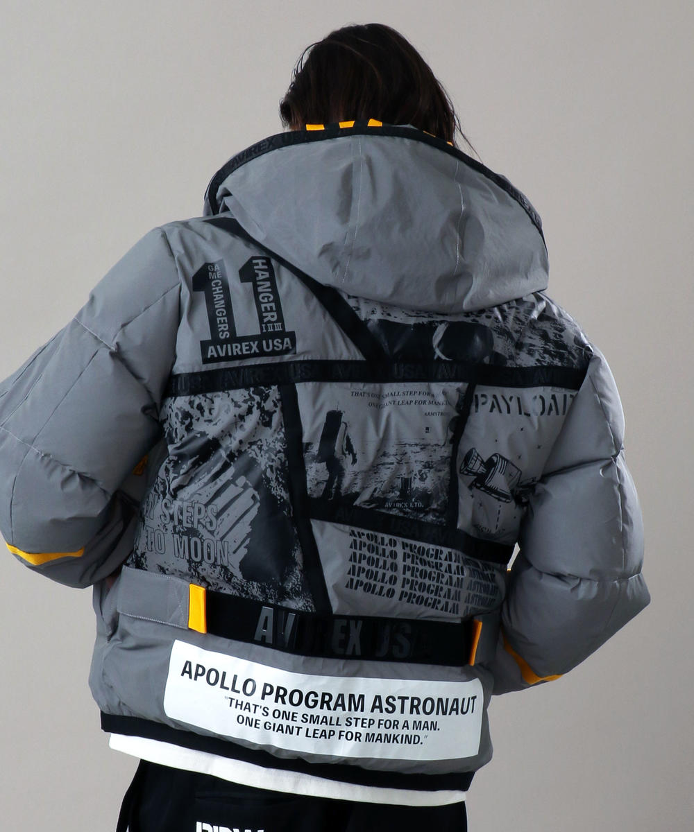APOLLO DOWN JACKET/HANGAR2