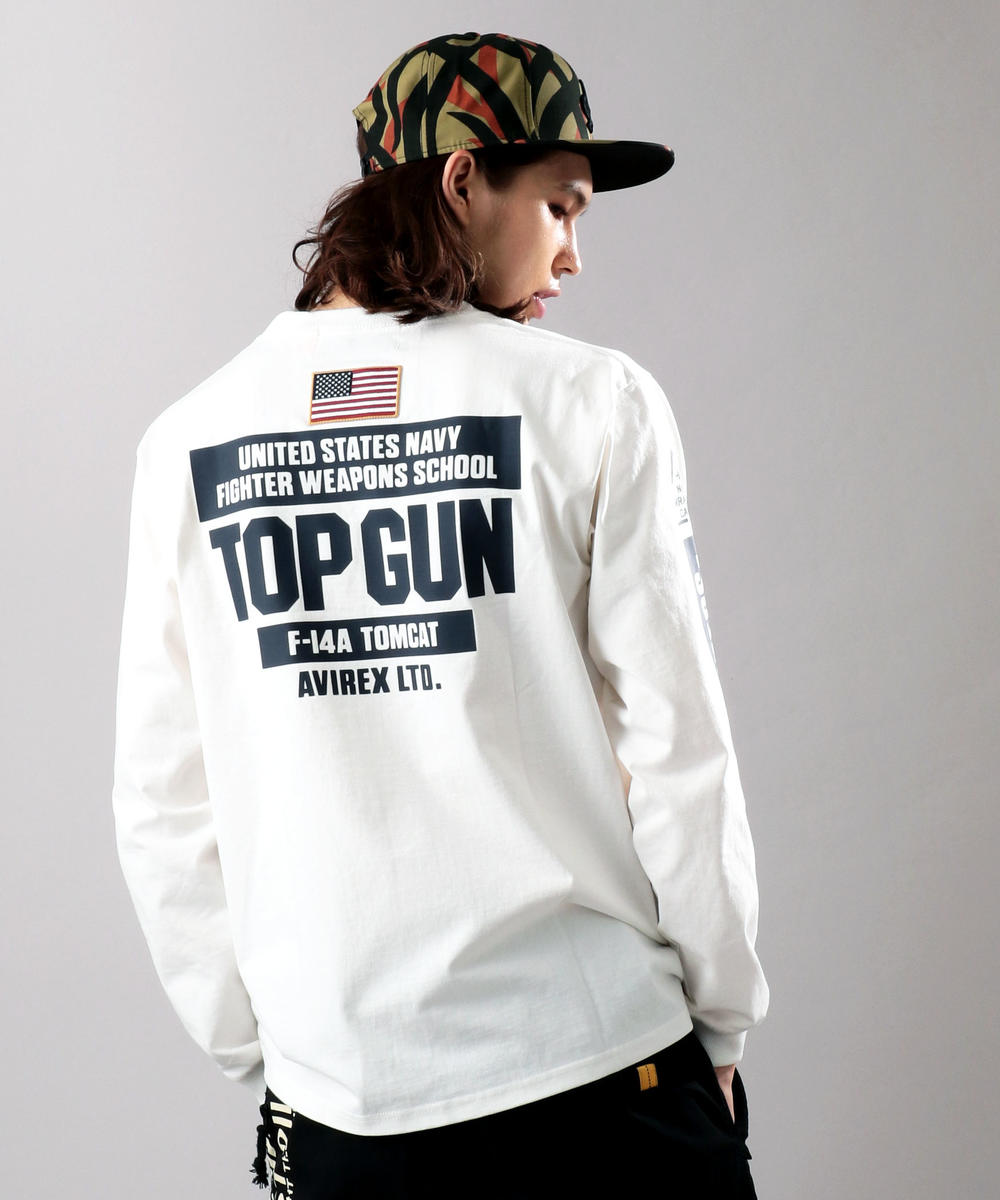 TOP GUN T-SHIRT/HANGAR3