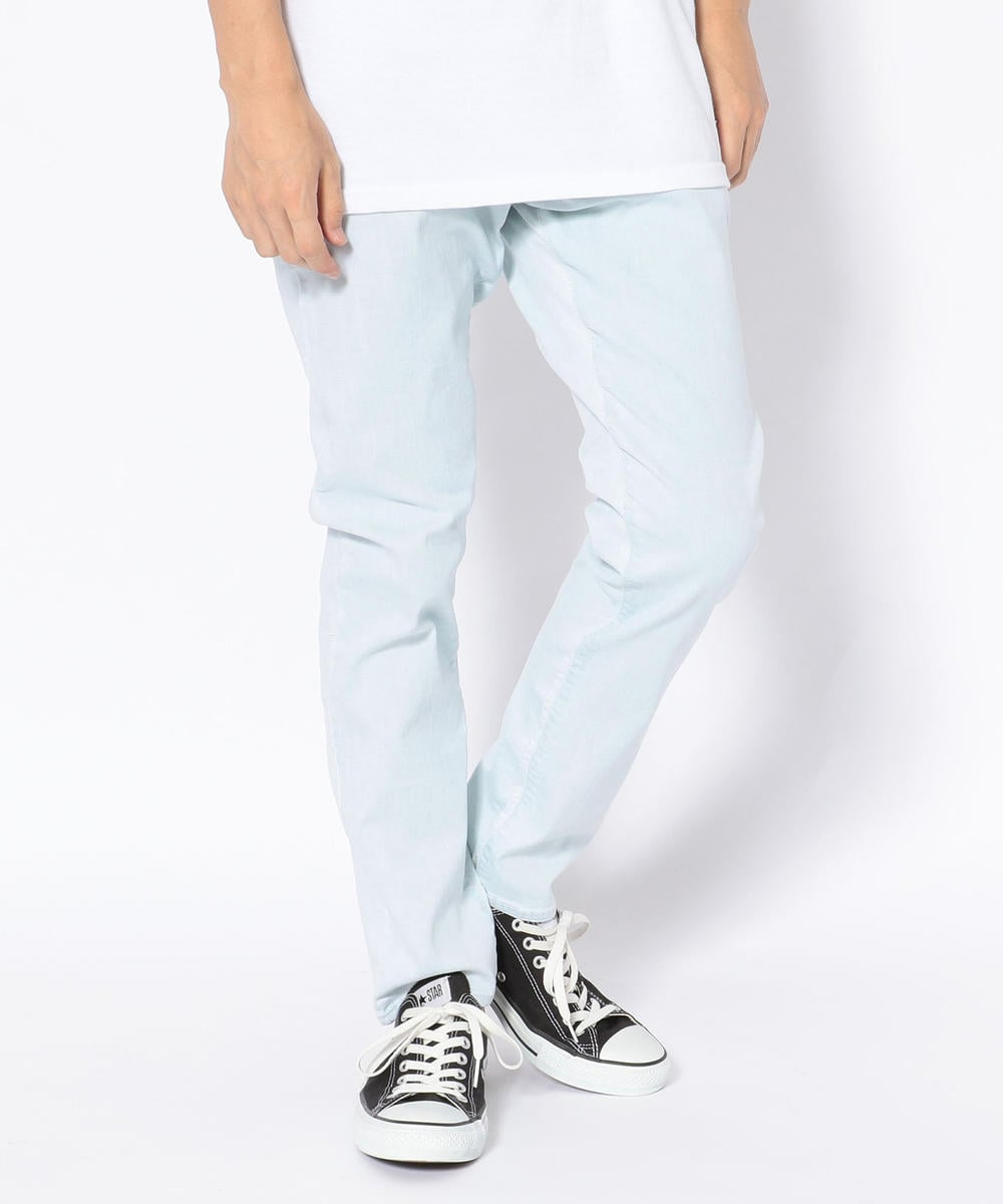 【WEB&DEPOT限定】スキニージーンズ/5POCKET SKINNY JEANS/TYPE BLUE by AVIREX