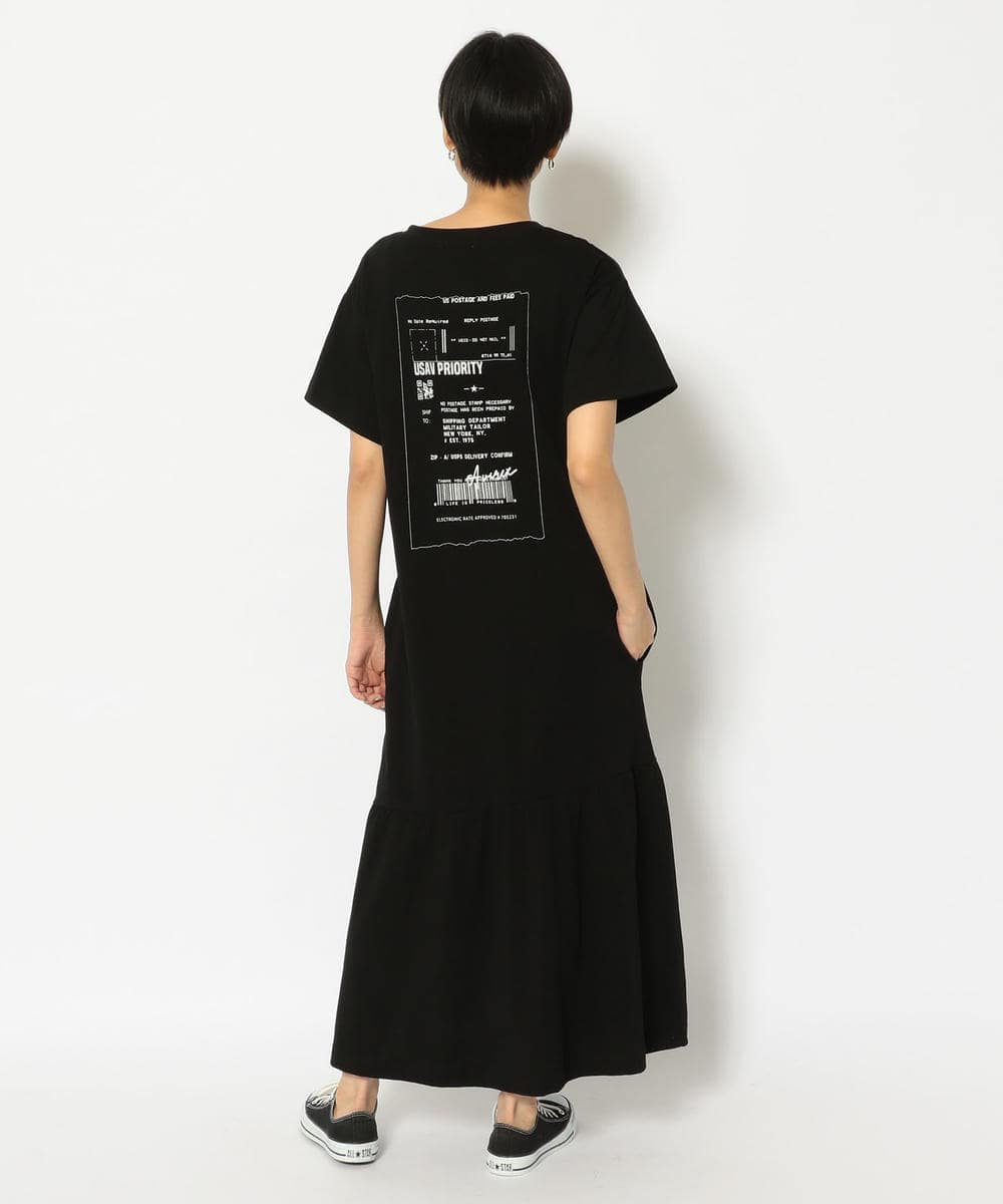 【WEB&DEPOT限定】ティアード ワンピース/ TIERED ONE PIECE
