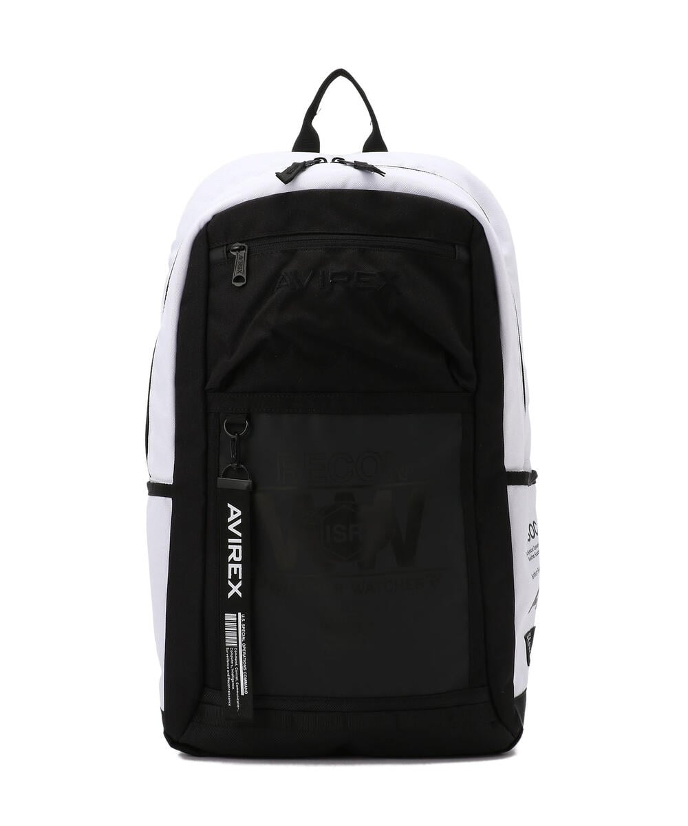 【AVIREX FLYER'S】リーコン スクエア バックパック / RECON SQUARE BACKPACK