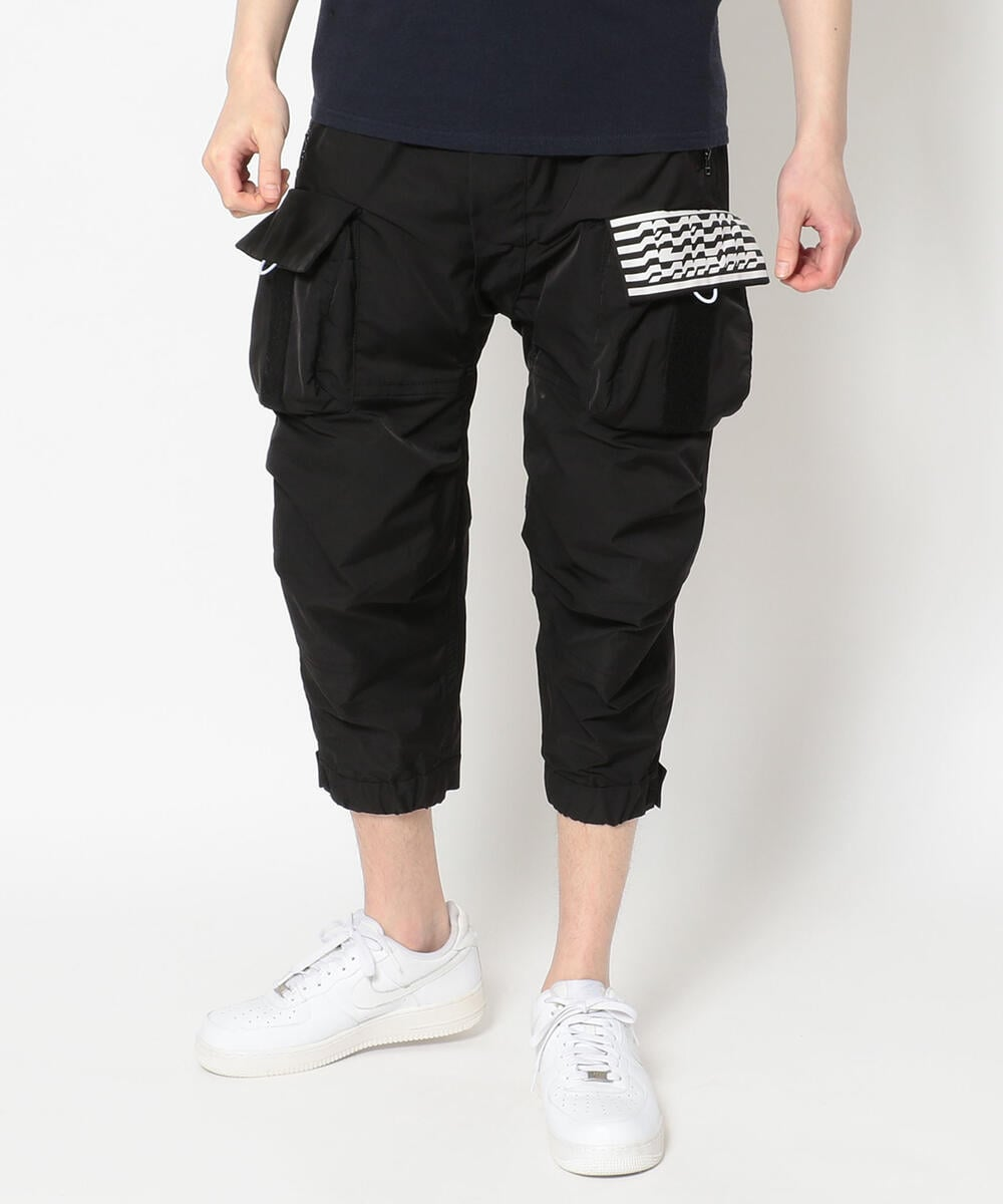 【PDW】ベンチレーション システム コンバットクロップドパンツ/VENTILATION SYSTEM COMBAT CROPPED PANT