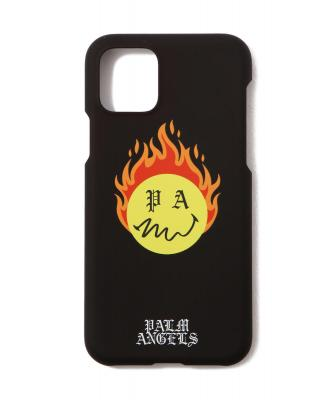 Palm Angels/パームエンジェルス/BURNING HEAD PHONE CASE for iPhone11 Pro/アイフォンケース
