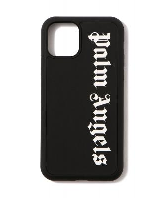 Palm Angels/パームエンジェルス/STENCIL LOGO PHONE CASE for iPhone11 Pro/アイフォンケース
