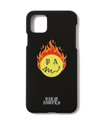 Palm Angels/パームエンジェルス/BURNING HEAD PHONE CASE for iPhone11 ProMax/アイフォンケース