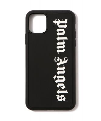 Palm Angels/パームエンジェルス/STENCIL LOGO PHONE CASE for iPhone11 ProMax/アイフォンケース