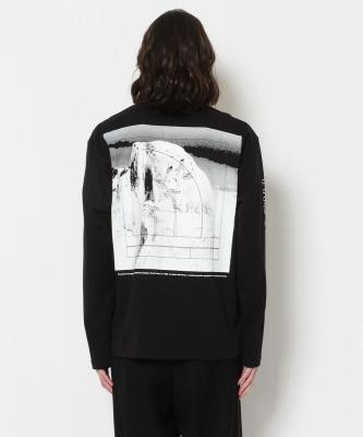 THE NORTH FACE/ザ ノースフェイス/L/S Sleeve Graphic Tee/グラフィックカットソー