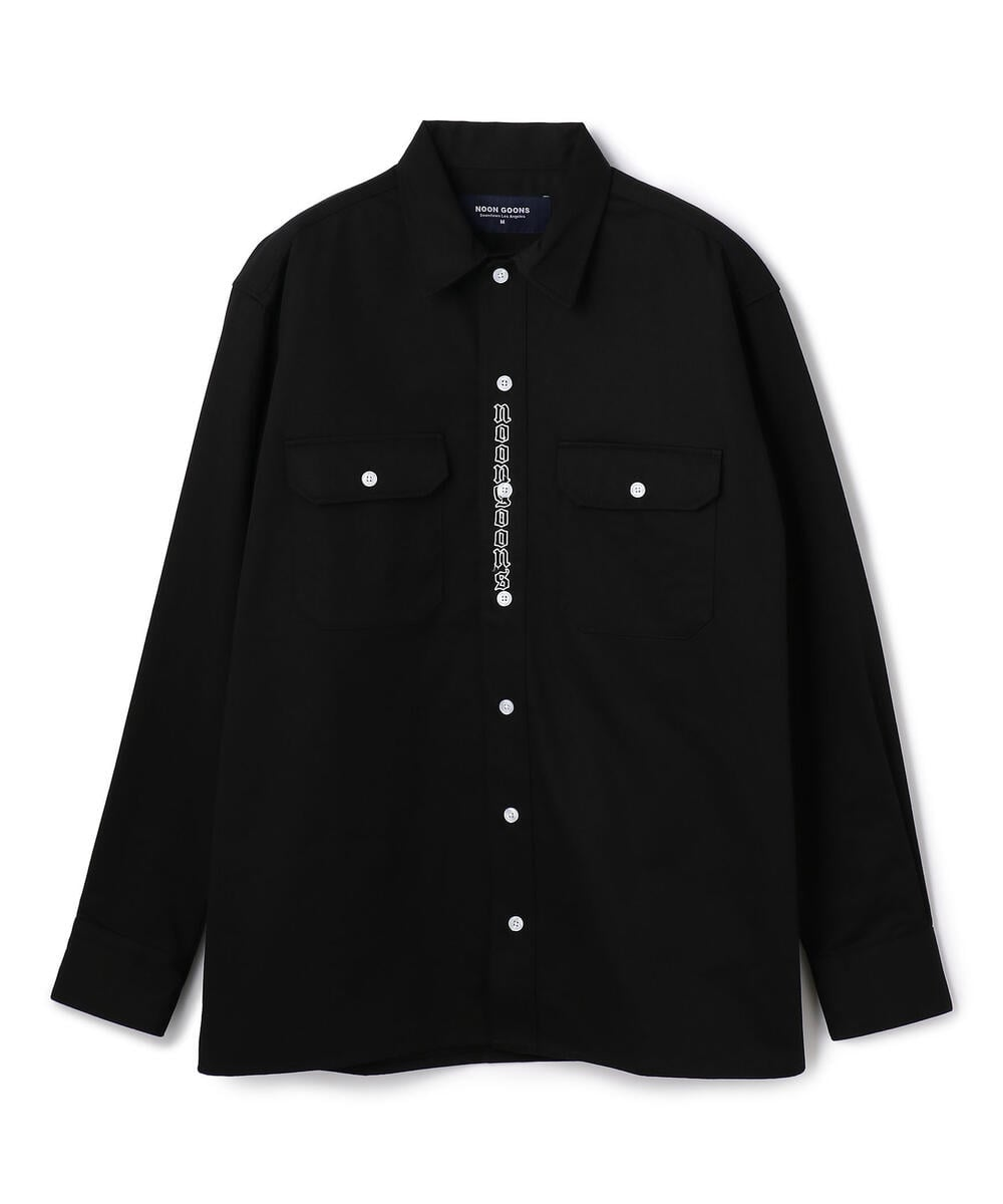 Noon Goons/ヌーングーンズ/JOHNNYS WORKWEAR SHIRT