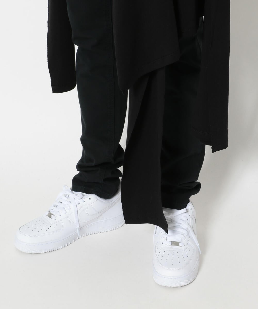 RAF SIMONS/ラフシモンズ/ARCHIVE REDUX Fitted jeans with printed T-shirt at waist