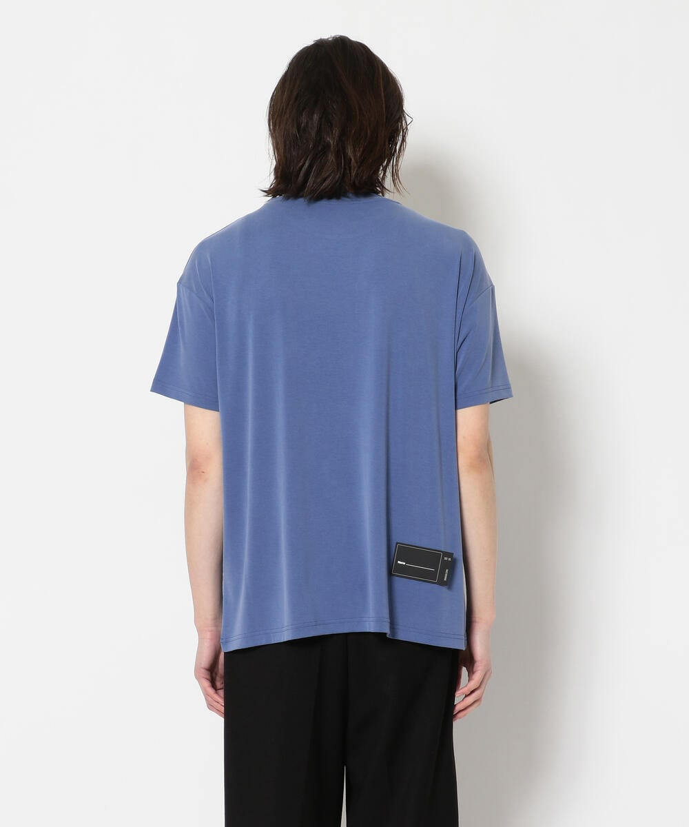 WE11DONE/ウェルダン/OVERSIZED JERSEY TEE/Tシャツ