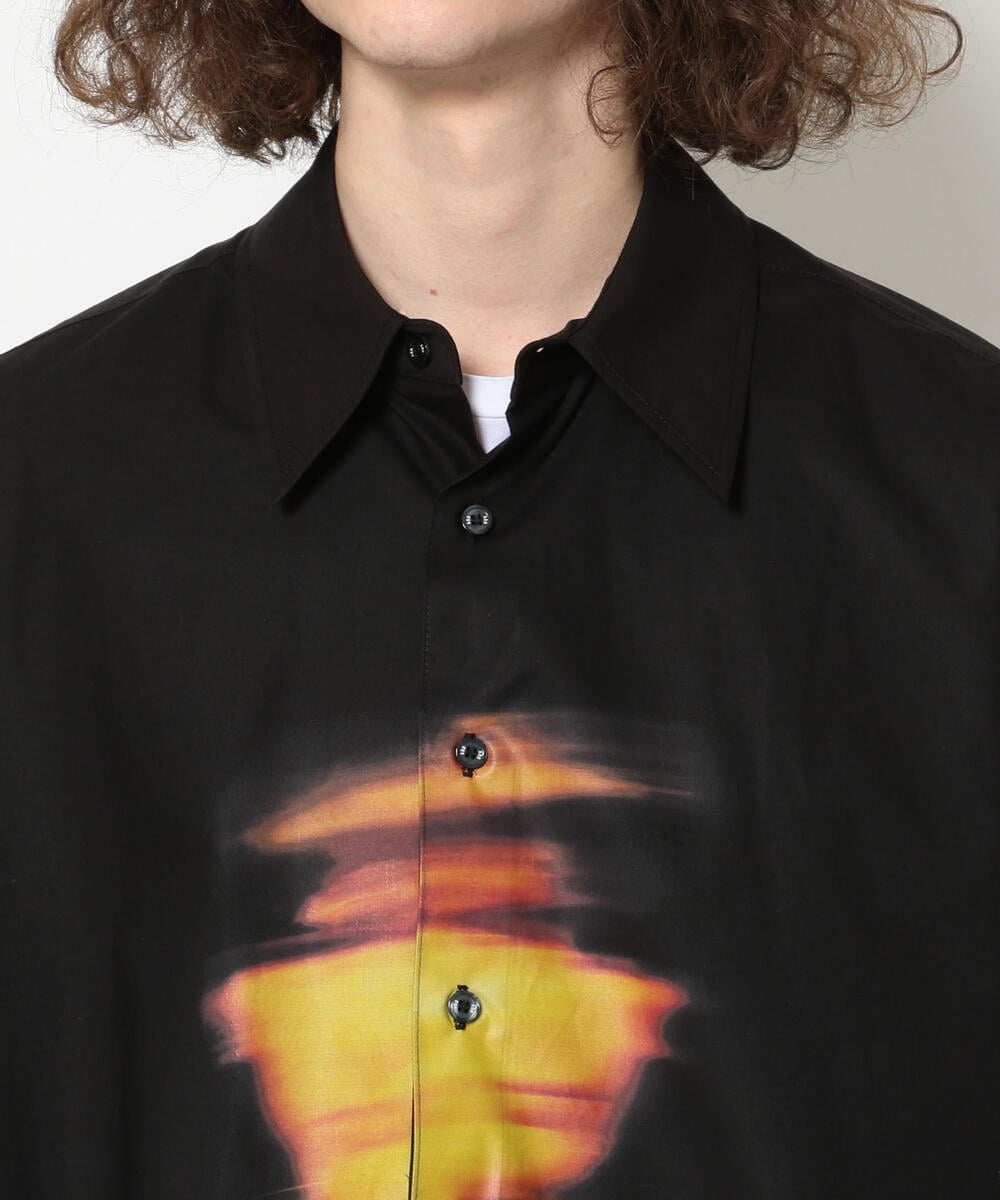 ADD SEOUL/アドソウル/MAYDAY 19 GRAPHIC AVANTGARDE SHIRT