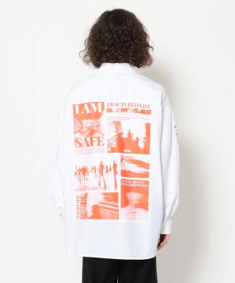 ADD SEOUL/アドソウル/LIFE AVANTGARDE SHIRTCONFUSED LIFE AVANTGARDE SHIRT