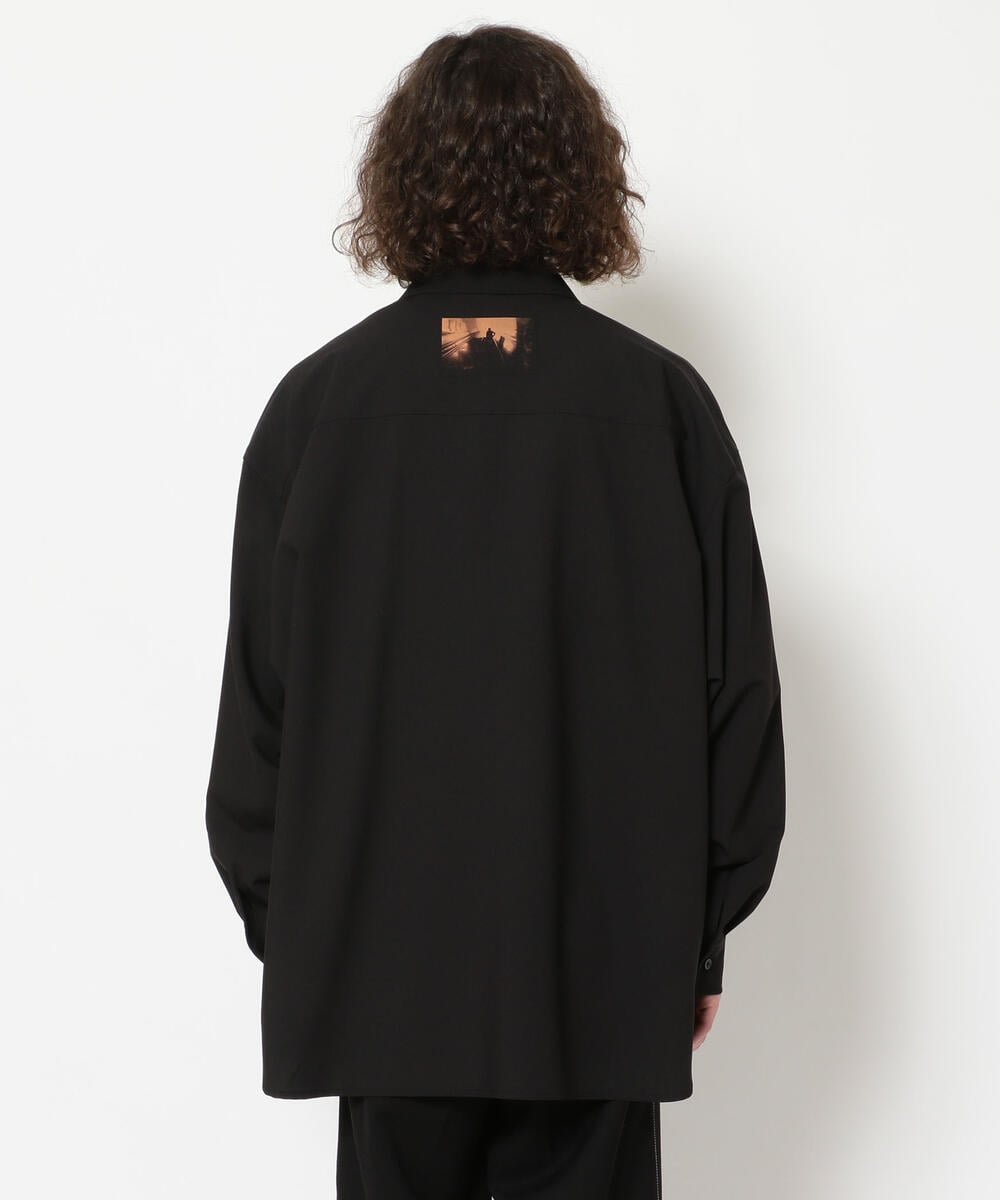 ADD SEOUL/アドソウル/NOT ALONE PATCH AVANTGARDE SHIRT