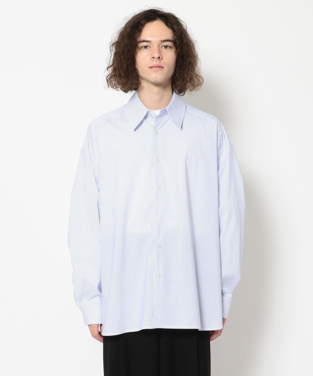 ADD SEOUL/アドソウル/CUTOUT STITCH AVANTGARDE SHIRT
