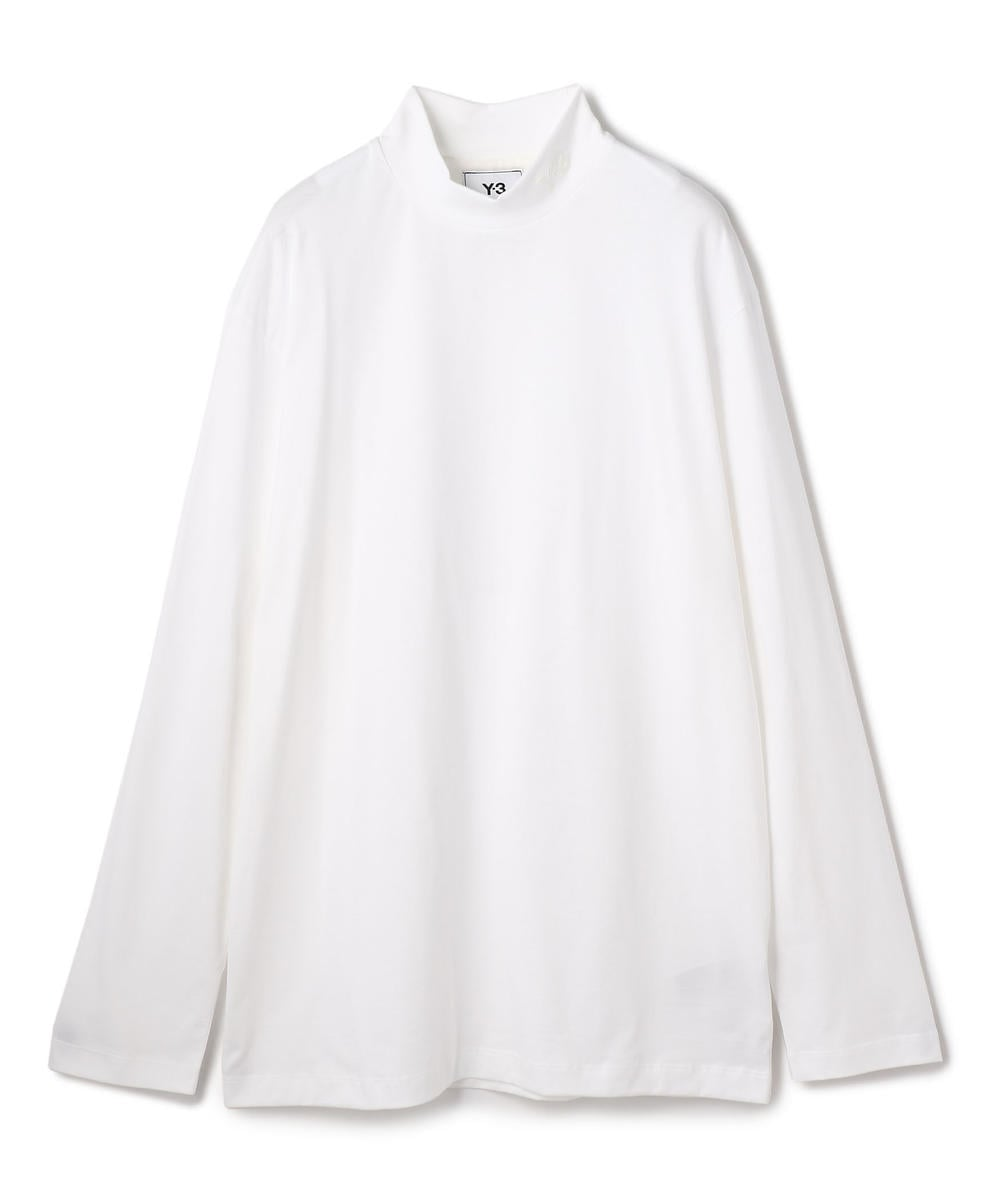 Y-3/ワイスリー/CLASSIC MOCNECK L/S TEE
